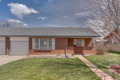 4640 Garland Street, Wheat Ridge, CO 80033 - MLS#: 5286898