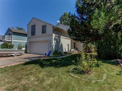 1074 W Peakview Circle, Littleton, CO 80120 - #: 5288305
