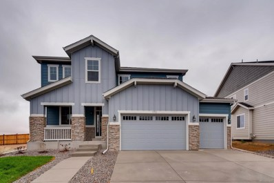 11752 E Ouray Court, Commerce City, CO 80022 - #: 5289795