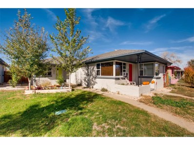 3225 Jasmine Street, Denver, CO 80207 - MLS#: 5289888