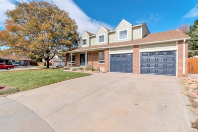 6679 W Polk Place, Littleton, CO 80123 - #: 5294821