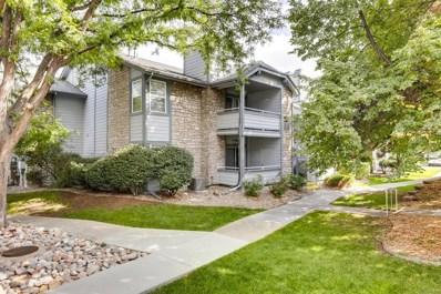 8015 W Eastman Place UNIT 104, Lakewood, CO 80227 - #: 5296420