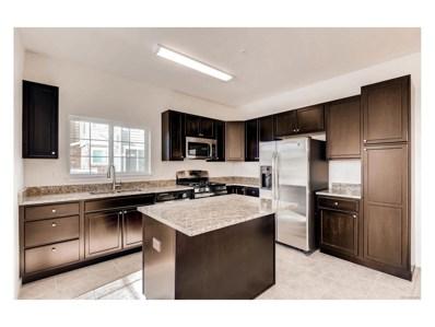 12856 Jasmine Street UNIT F, Thornton, CO 80602 - MLS#: 5298648