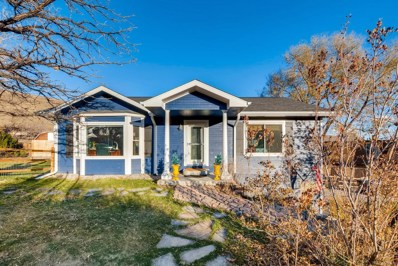 401 N Columbine Street, Golden, CO 80403 - MLS#: 5298974