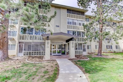 725 S Alton Way UNIT 1D, Denver, CO 80247 - MLS#: 5299272
