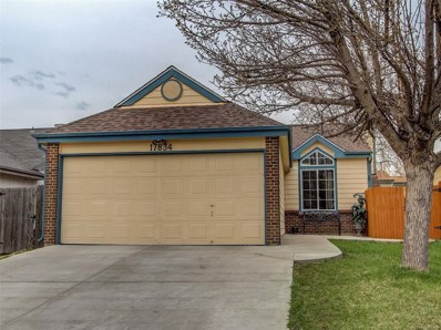 17834 E Bethany Drive, Aurora, CO 80013 - MLS#: 5301239