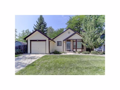 4785 S Yampa Street, Aurora, CO 80015 - MLS#: 5301707