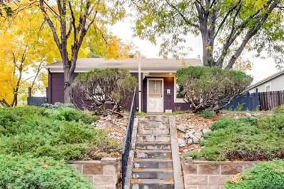 3750 N Cook Street, Denver, CO 80205 - MLS#: 5307300
