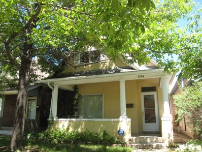 434 S Grant Street, Denver, CO 80209 - MLS#: 5307465