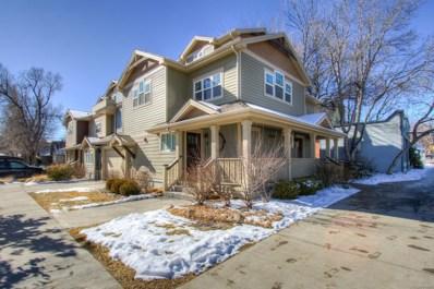 1944 Arapahoe Avenue UNIT A, Boulder, CO 80302 - MLS#: 5309212