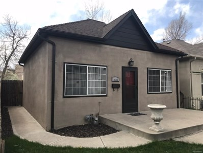 3635 Jason Street, Denver, CO 80211 - MLS#: 5312037