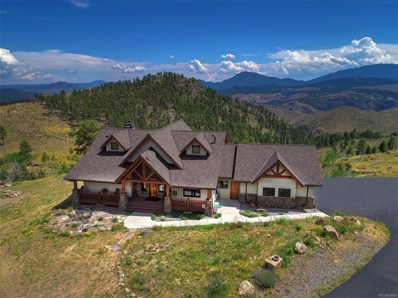 15065 Wetterhorn Peak Trail, Pine, CO 80470 - MLS#: 5315210