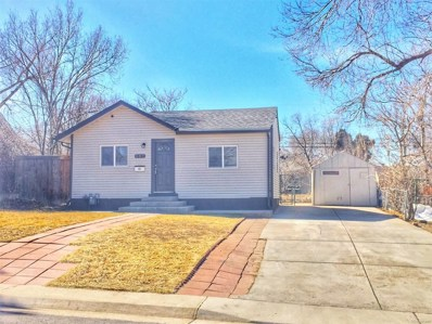957 S Perry Street, Denver, CO 80219 - MLS#: 5315265