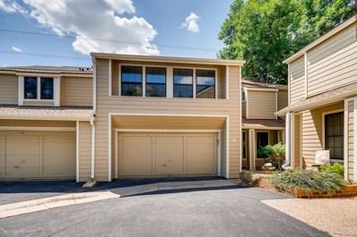 1011 Pierce Street UNIT 6, Lakewood, CO 80214 - MLS#: 5325750
