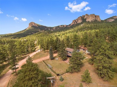 11802 S Elk Creek Road, Pine, CO 80470 - MLS#: 5328318