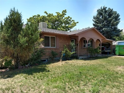 7637 Grace Place, Denver, CO 80221 - MLS#: 5328554