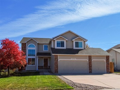 16955 Pawnee Valley Trail, Monument, CO 80132 - MLS#: 5329129