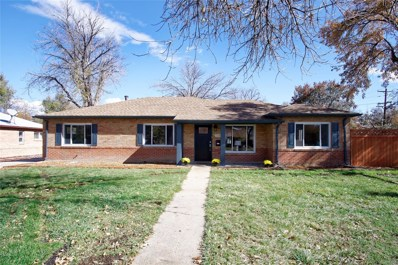 1104 Salem Street, Aurora, CO 80011 - MLS#: 5330727