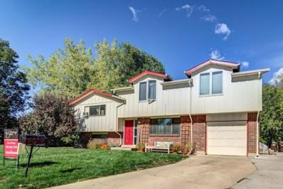 1017 Vivian Circle, Boulder, CO 80303 - #: 5335975