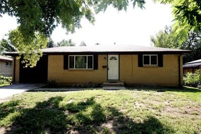 107 S Claremont Street, Colorado Springs, CO 80910 - MLS#: 5337158