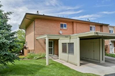 1540 Chambers Drive, Boulder, CO 80305 - #: 5339436