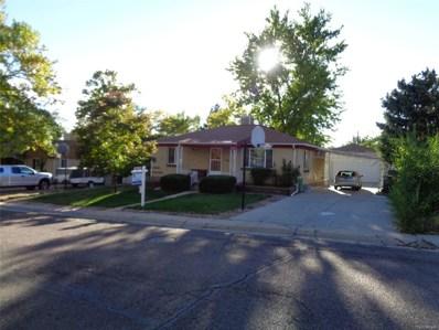 6123 Marshall Street, Arvada, CO 80003 - MLS#: 5339586