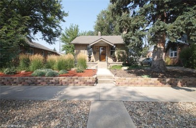 1409 Rosemary Street, Denver, CO 80220 - MLS#: 5348254