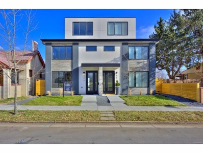 4016 Lipan Street, Denver, CO 80211 - MLS#: 5353874