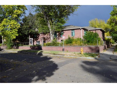 600 N High Street, Denver, CO 80218 - #: 5354267