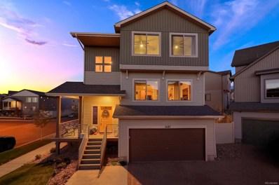 6187 Mineral Belt Drive, Colorado Springs, CO 80927 - MLS#: 5355343