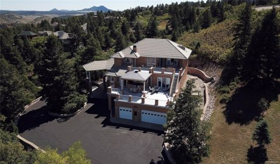 7151 Fox Circle, Larkspur, CO 80118 - MLS#: 5356416