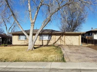 1230 S Vallejo Street, Denver, CO 80223 - MLS#: 5361184