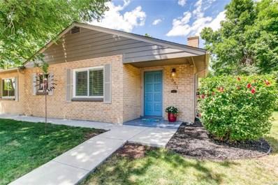 1651 Poplar Street, Denver, CO 80220 - MLS#: 5361324