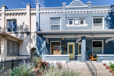 251 S Lincoln Street, Denver, CO 80209 - #: 5361513