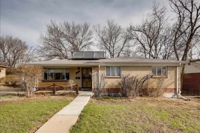 5561 E Jewell Avenue, Denver, CO 80222 - #: 5363920