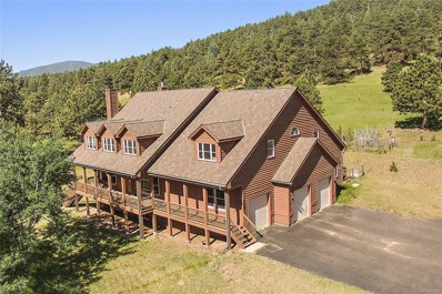 7022 Singing Springs Lane, Evergreen, CO 80439 - #: 5366019