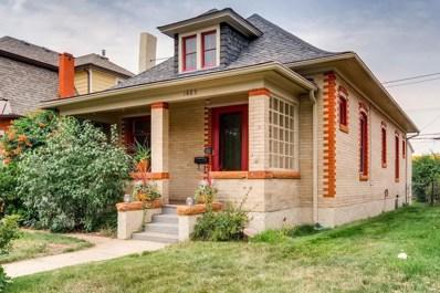 1685 S Lincoln Street, Denver, CO 80210 - MLS#: 5367541