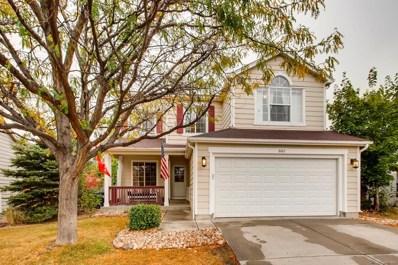 8422 Bluegrass Circle, Parker, CO 80134 - MLS#: 5371397