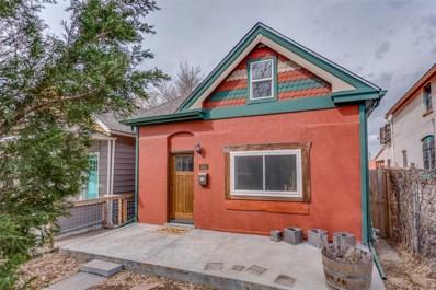 3619 N Lafayette Street, Denver, CO 80205 - #: 5371642