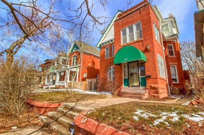 1638 N Emerson Street, Denver, CO 80218 - MLS#: 5377825