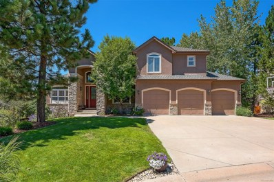 1061 Timbercrest Drive, Castle Pines, CO 80108 - MLS#: 5378087