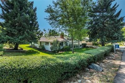 890 VanCe Street, Lakewood, CO 80214 - MLS#: 5378893