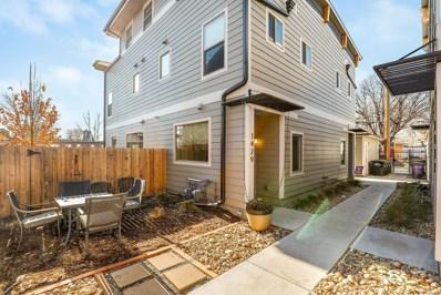 1429 Irving Street, Denver, CO 80204 - MLS#: 5380431