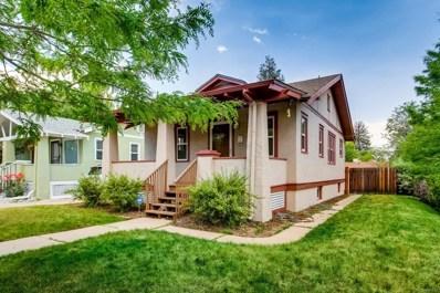 4502 Elm Court, Denver, CO 80211 - #: 5383537
