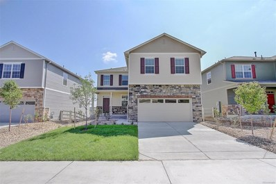 5991 Point Rider Circle, Castle Rock, CO 80104 - MLS#: 5384375
