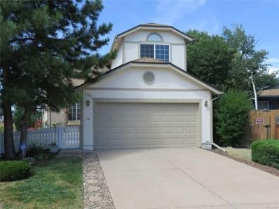 556 Longfellow Lane, Highlands Ranch, CO 80126 - #: 5385241