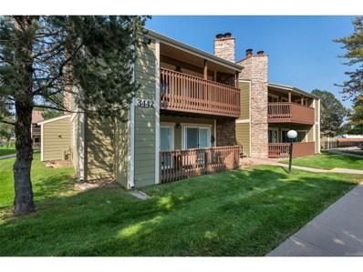 3442 S Eagle Street UNIT 204, Aurora, CO 80014 - MLS#: 5393234