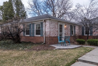 1272 Leyden Street, Denver, CO 80220 - MLS#: 5394009