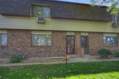 2707 W 19th Street Drive UNIT 3, Greeley, CO 80634 - MLS#: 5394988