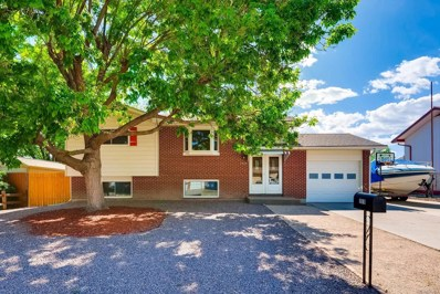7318 Metropolitan Street, Colorado Springs, CO 80911 - MLS#: 5397035